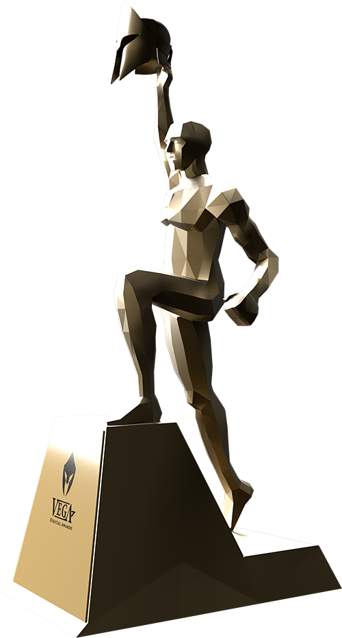 Vega Awards Statuette